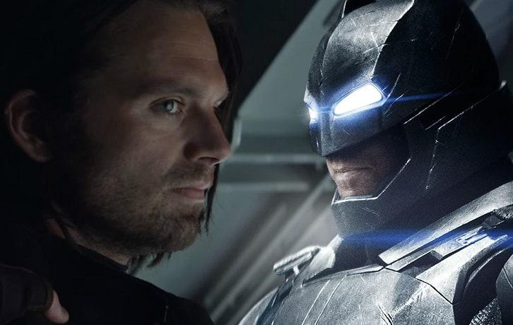 Sebastian Stan on Batman v Superman Header