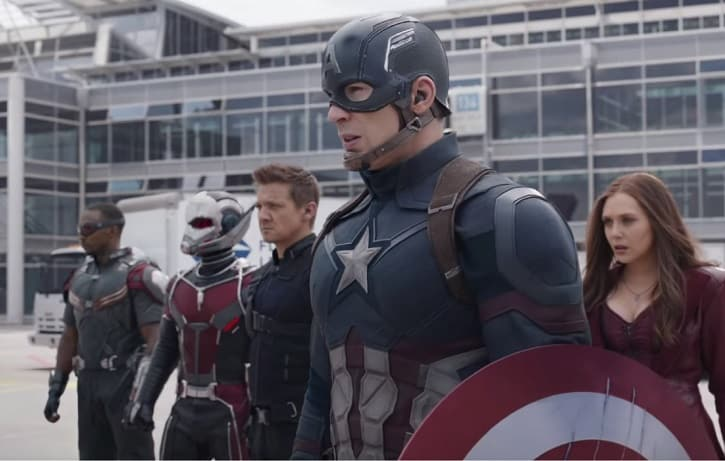 Civil War Opening Weekend