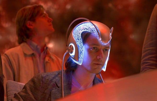 James McAvoy as Professor Charles Xavier X-Men