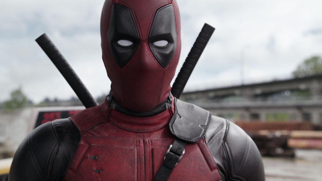 Ryan Reynolds is DEADPOOL, aka Wade Wilson, aka the Merc with the Mouth.