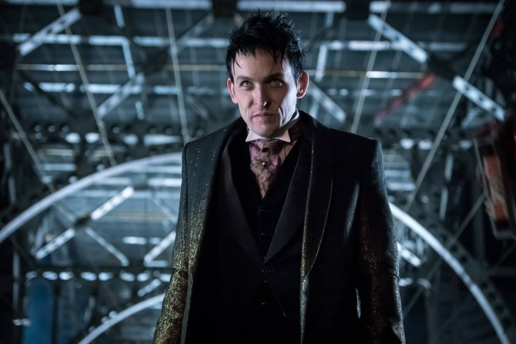 GOTHAM: Robin Lord Taylor in the ÒWrath of the Villains: TransferenceÓ season finale episode of GOTHAM airing Monday, May 23 (8:00-9:00 PM ET/PT) on FOX. ©2016 Fox Broadcasting Co. Cr: Jeff Neumann/FOX