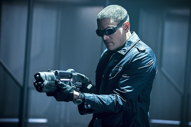 Legends of Tomorrow Wentworth Miller