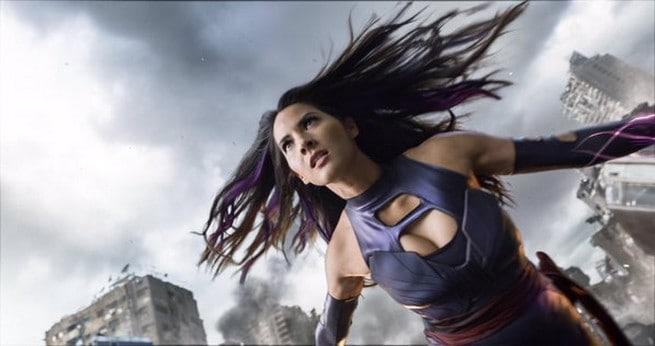 Olivia Munn asBetsy Braddock/Psylocke.
