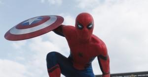 Spider-Man Chris Evans Cameo