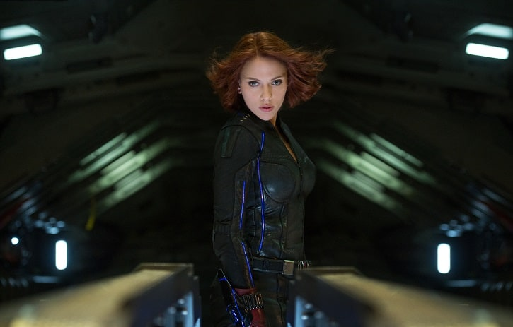 Black Widow Solo Poll Header