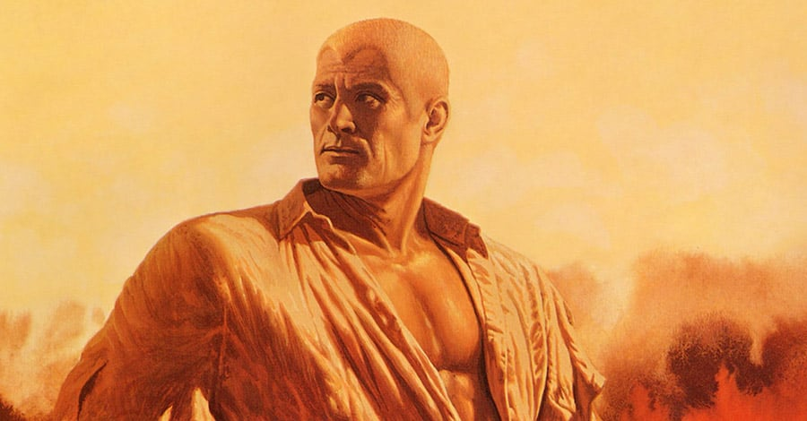 doc savage banner