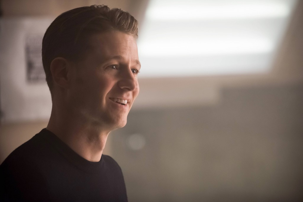 GOTHAM: Ben McKenzie in the ÒWrath of the Villains: TransferenceÓ season finale episode of GOTHAM airing Monday, May 23 (8:00-9:00 PM ET/PT) on FOX. ©2016 Fox Broadcasting Co. Cr: Jeff Neumann/FOX
