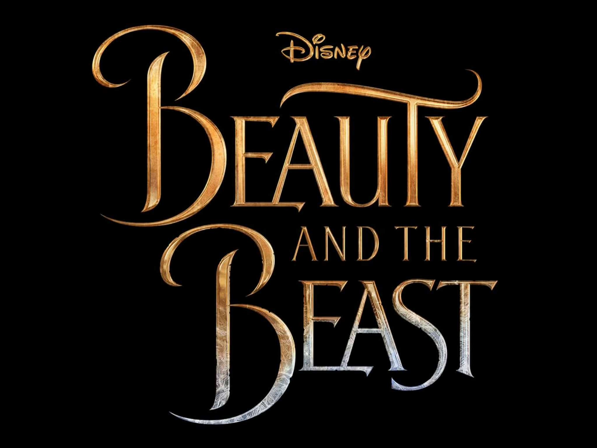 Live Action Beauty and the Beast Promo