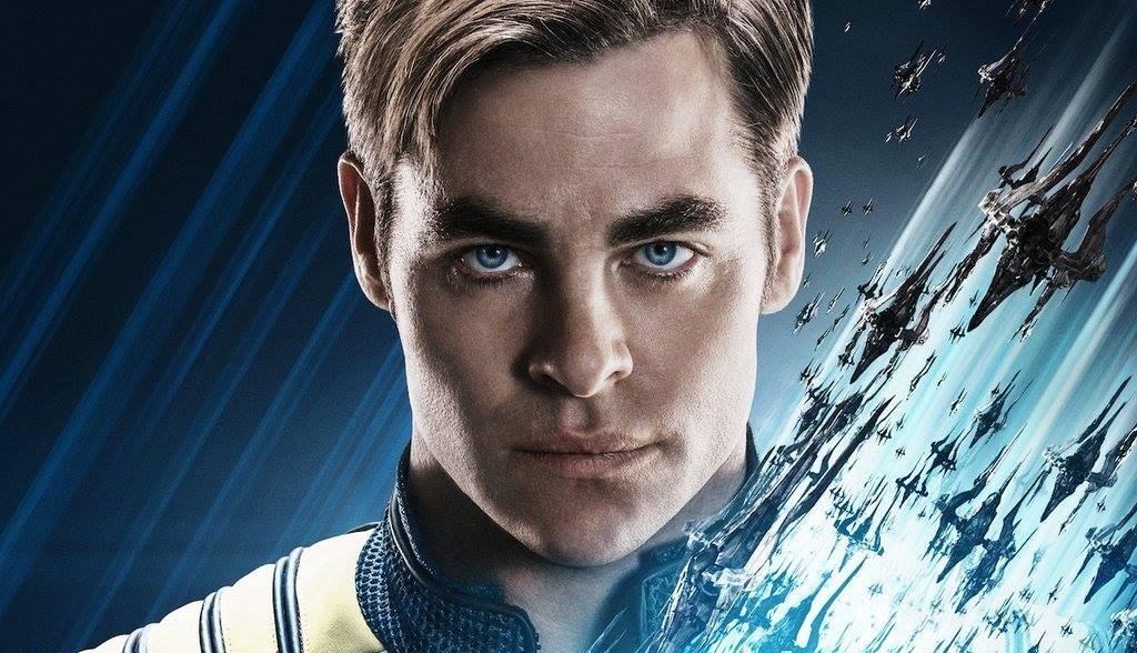Captain Kirk Poster
