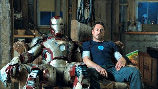 Iron Man 3 Shane Black