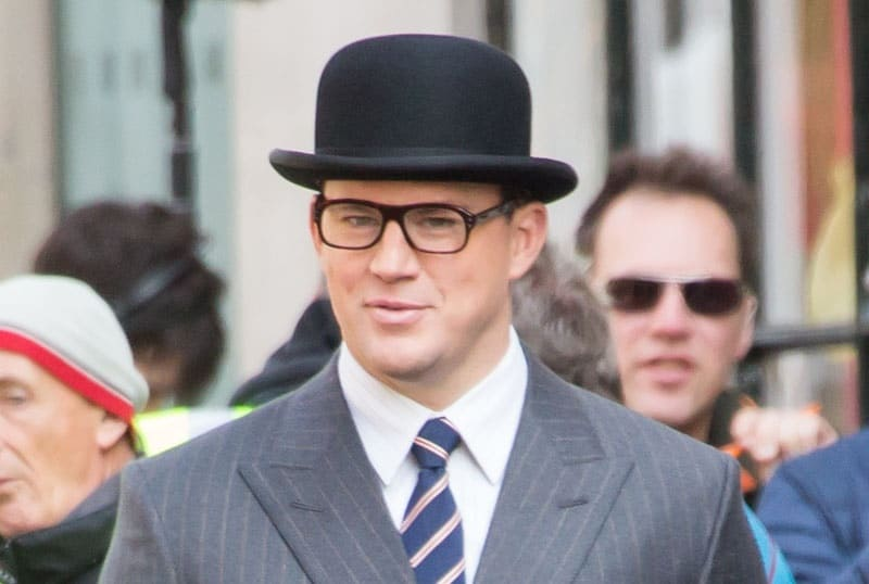 Channing Tatum Kingsman: The Golden Circle