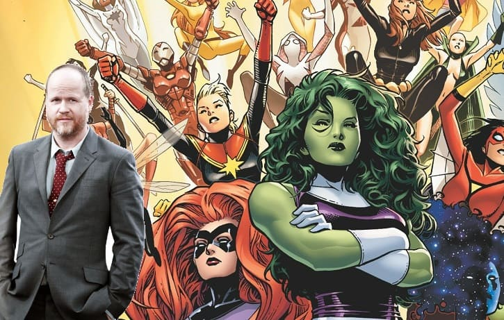 Whedon Female Marvel Film