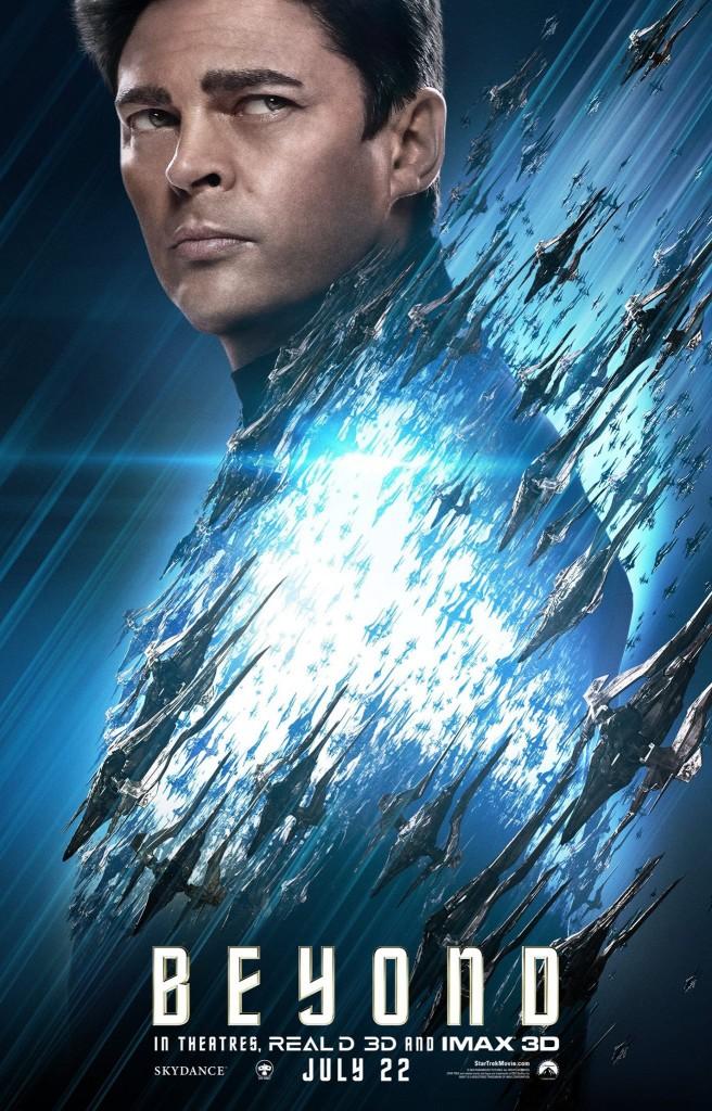 Star Trek Beyond Character Posters