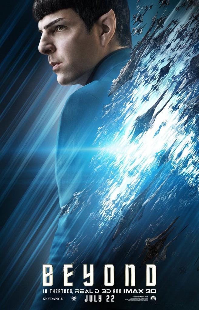 Star Trek Beyond Posters