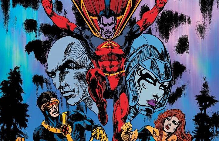 X-Men Cosmic 90s