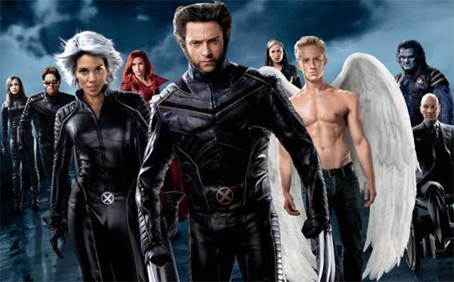 Chris Evans X-Men