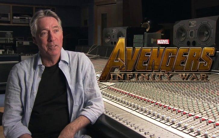 Alan Silvestri Avengers IW