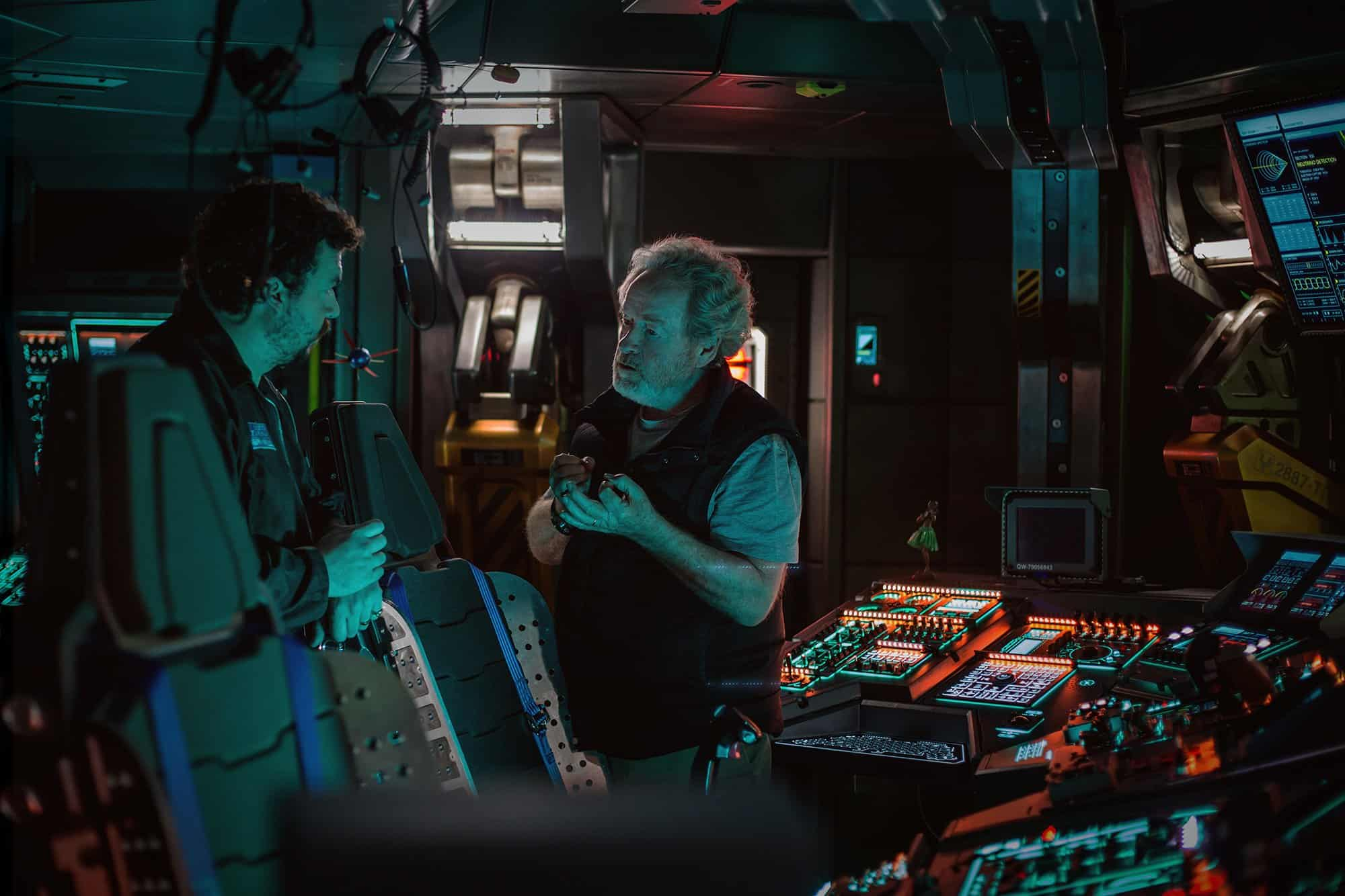 Alien Covenant Danny McBride