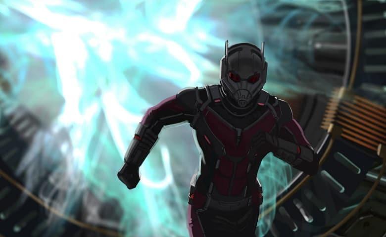 Captain America: CIvil War Ant-Man banner