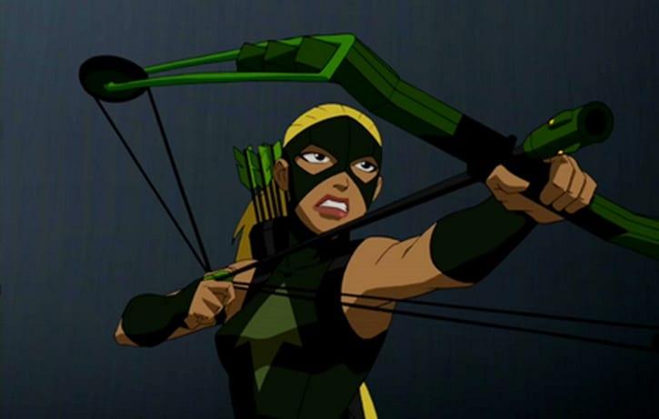 Arrow Artemis