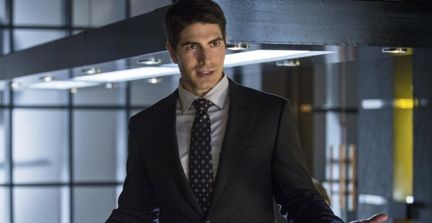 Brandon Routh banner