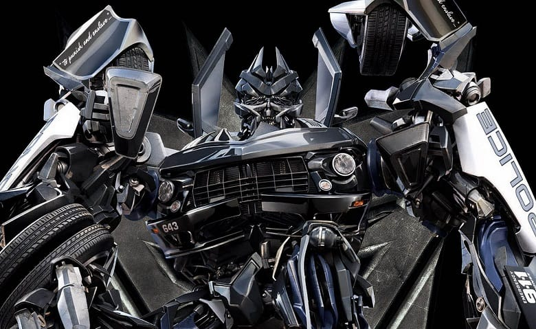 Transformers: The Last Knight Barricade banner