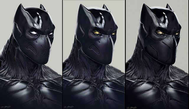 Black Panther Concept 1