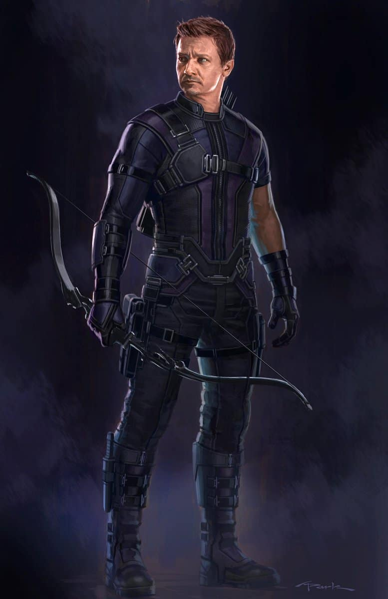 Hawkeye Gets Ultimate In 'Captain America: Civil War ...