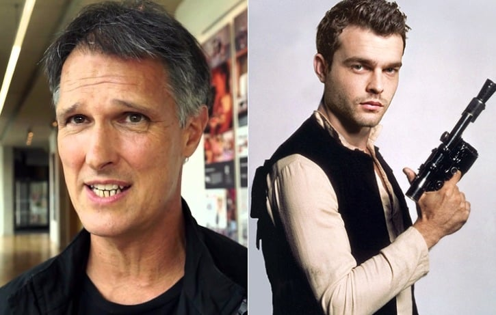 Iain McCaig Han Solo