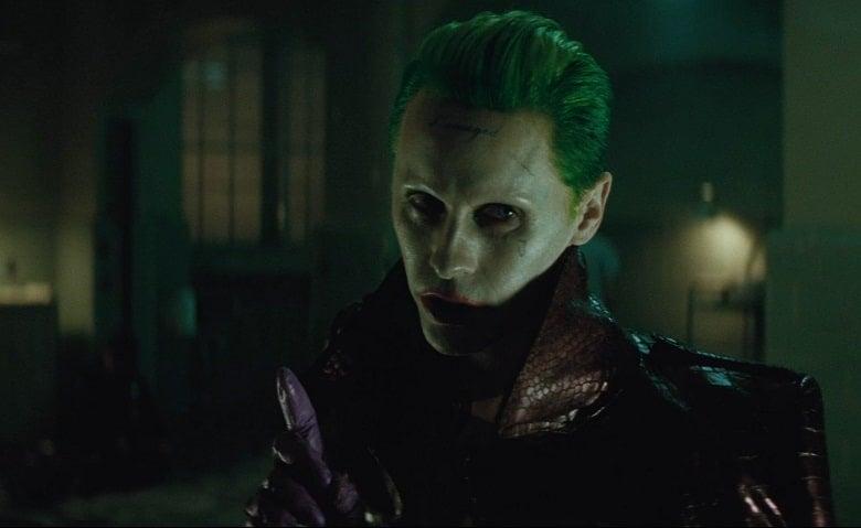 Suicide Squad Jared Leto Joker banner