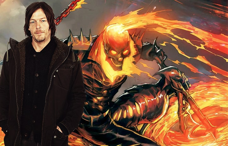 Ghost Rider Norman Reedus