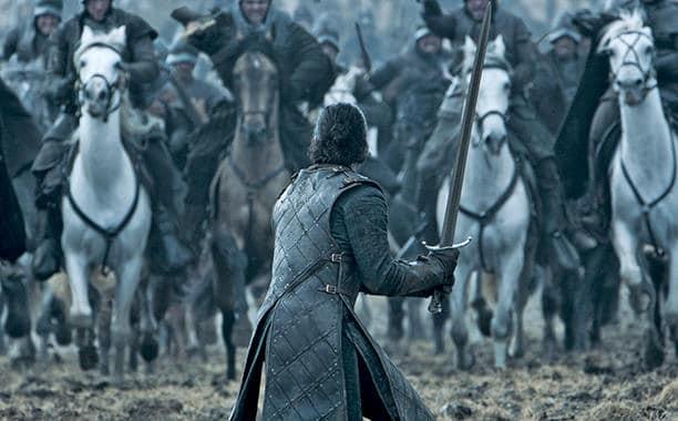 Jon Snow 3
