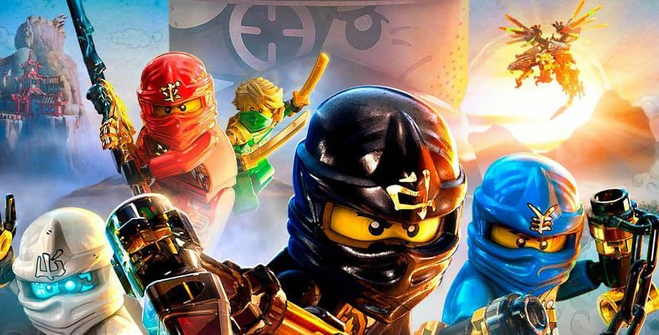 Lego Ninjango Movie