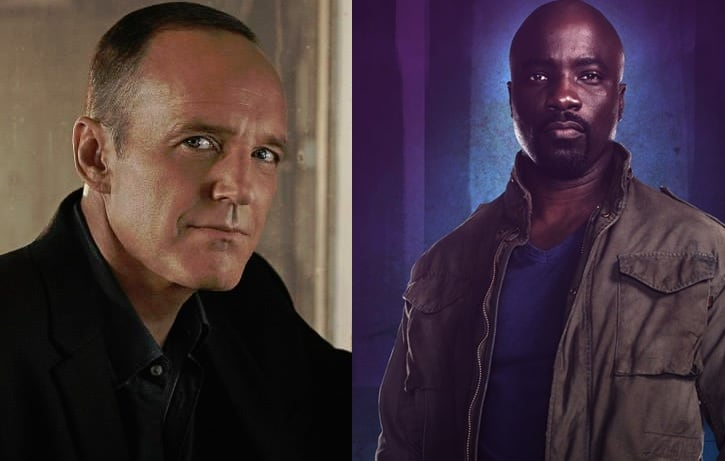 Luke Cage Agents of SHIELD