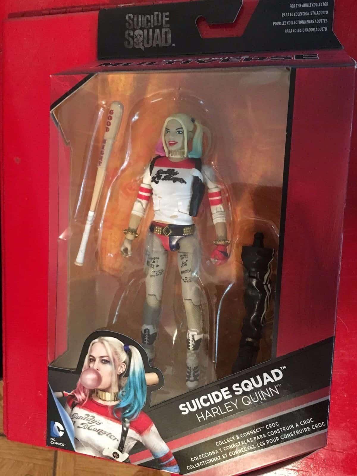 Mattel-Suicide-Squad-6-inch-Harley-Quinn-Variant
