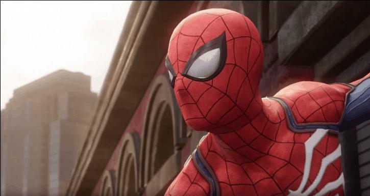Marvel Isnomniac Games Spider-Man