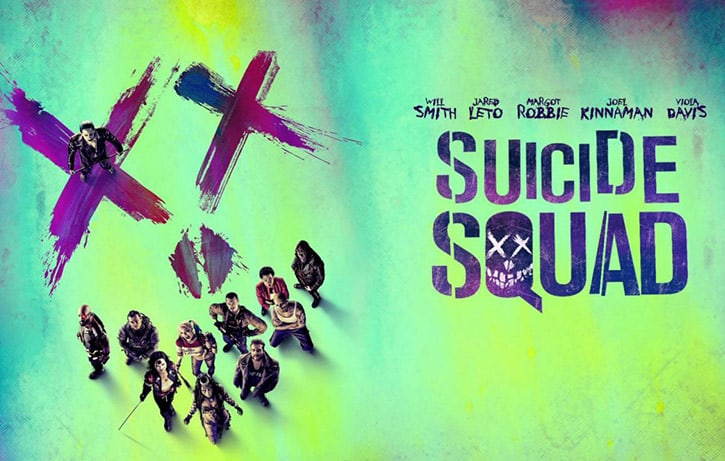 Suicide Squad Sountrack