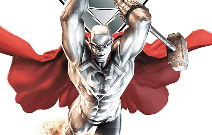 Supergirl Steel