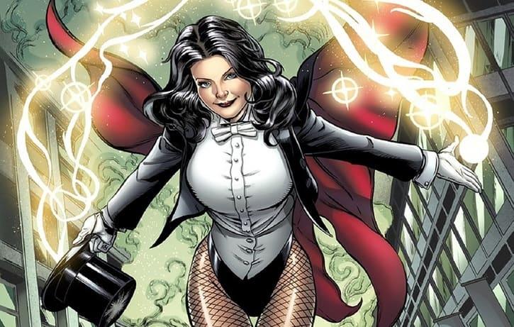 Supergirl Zatanna