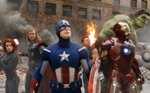The Avengers Superhero