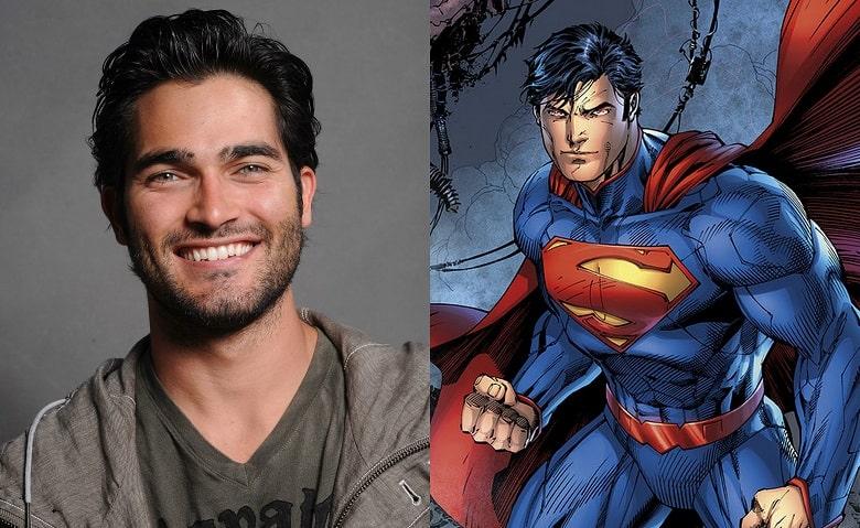 Tyler Hoechlin Superman banner 2