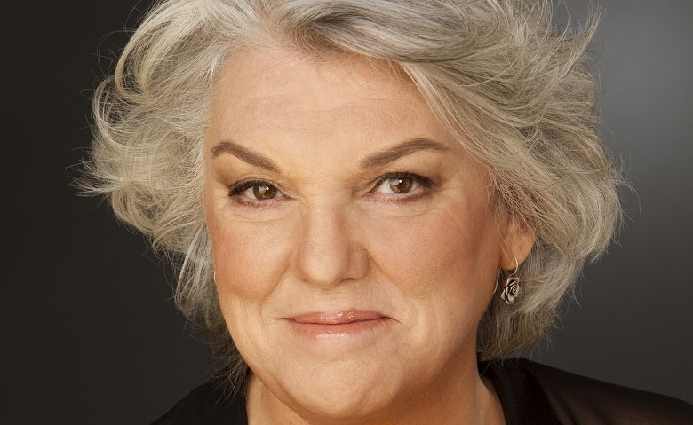 Tyne Daly Spider-Man Homecoming banner