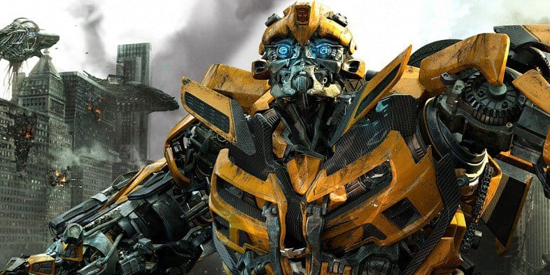 'Transformers' Director Michael Bay Debuts Brand New Look For Bumblebee Heroic Hollywood