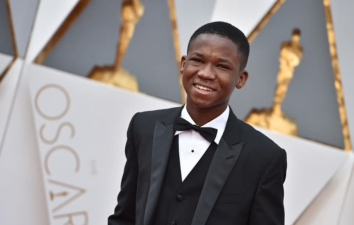 Abraham Attah Spider-Man