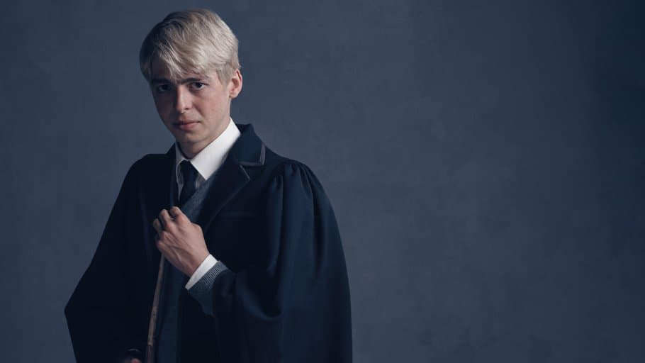 Malfoy Harry Potter and the Cursed Child