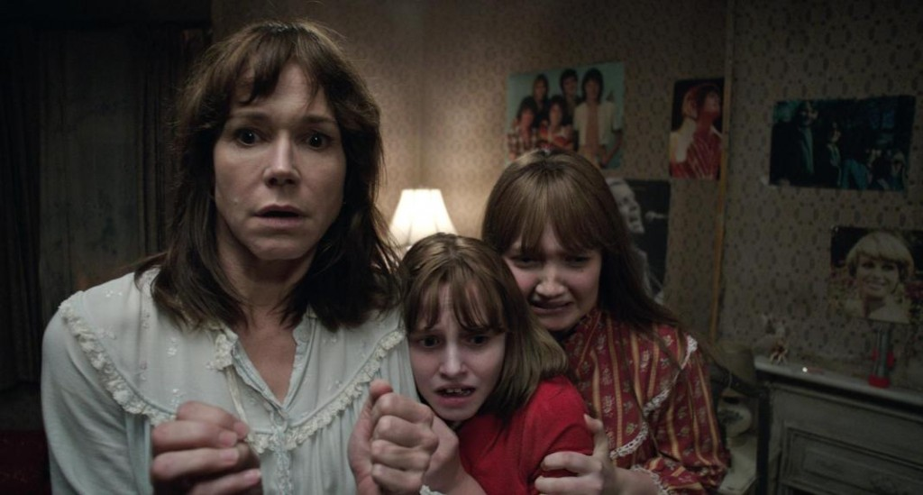 The Conjuring 2 Madison Wolfe Frances O'Connor