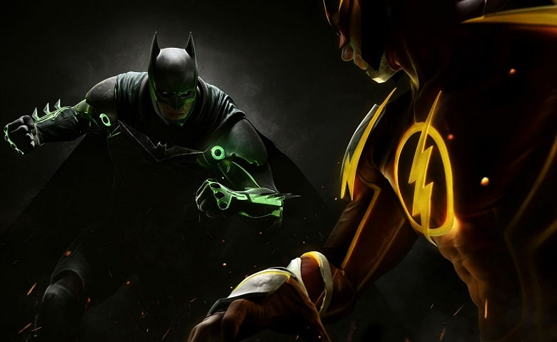 injustice 2 gameplay banner