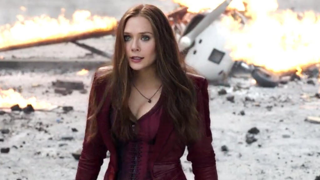 Elizabeth Olsen Open To Solo Scarlet Witch Film - Heroic ...