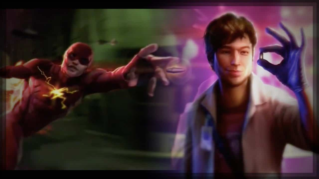 Ezra Miller The Flash Concept Art