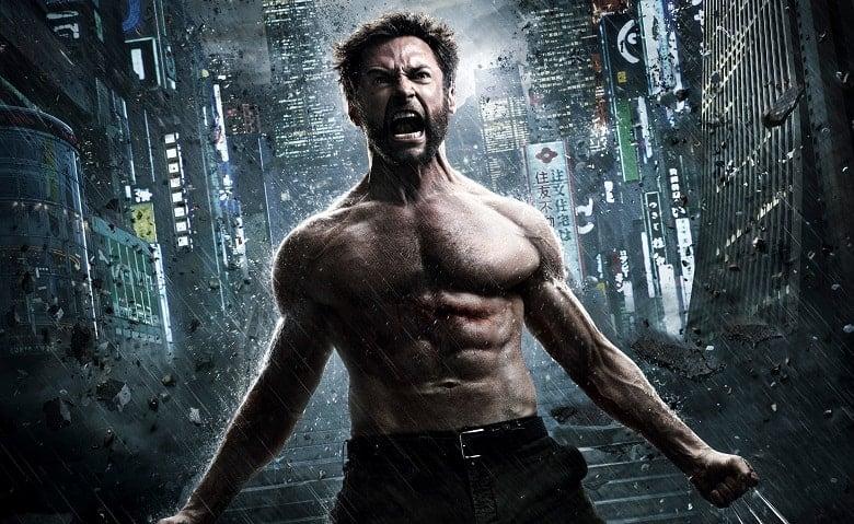 Hugh Jackman Wolverine banner